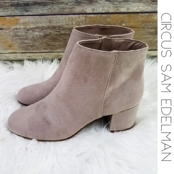 66aa4c26441a12 Circus by Sam Edelman Shoes - CIRCUS Sam Edelman Vikki Block Heel Ankle Boot